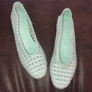 ModCloth Musse and Cloud Ballet Flats